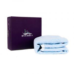 蠶絲美容巾